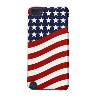 STARS AND STRIPES FOREVER!(American flag design) ~ iPod Touch 5G Cover