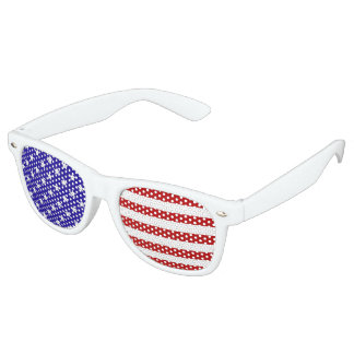 Stars and Stripes party shades