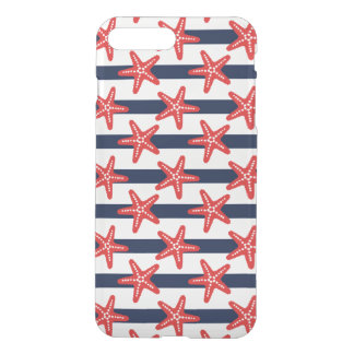 Stars And Stripes Pattern iPhone 7 Plus Case