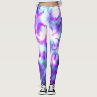 Stars and Swirls Leggings