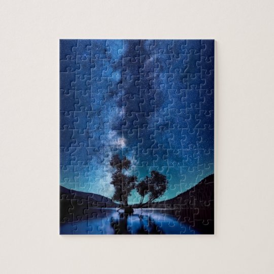 Stars at Night Jigsaw Puzzle