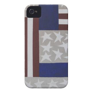 Stars & Bars iPhone 4 Case-Mate Case