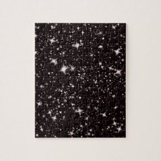 stars black night puzzle