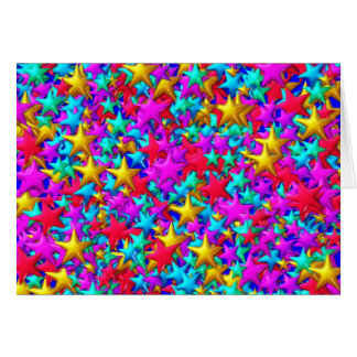 stars card