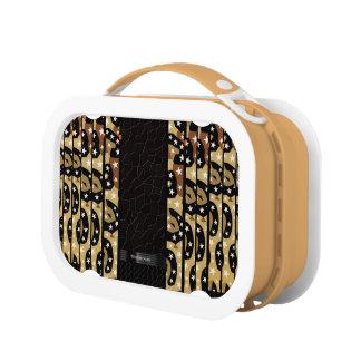 Stars Cheetah Lunch Boxes
