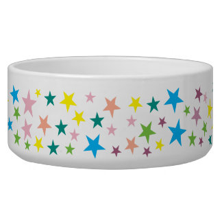 Stars Colorful Pastel Chic Pattern Modern Trendy
