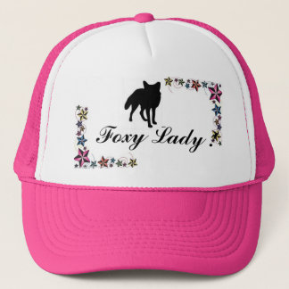 stars, Foxy Lady ! Trucker Hat