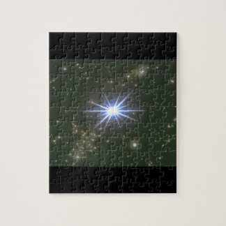 Stars. (galaxy;space;stars;color_Space Scenes Puzzle