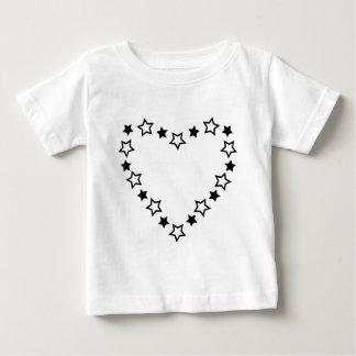 Stars Heart Tshirt
