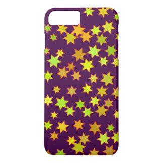 Stars illustration iPhone 7 plus case