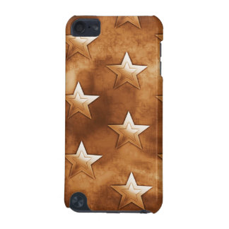 Stars in Brown iPod Touch (5th Generation) Covers