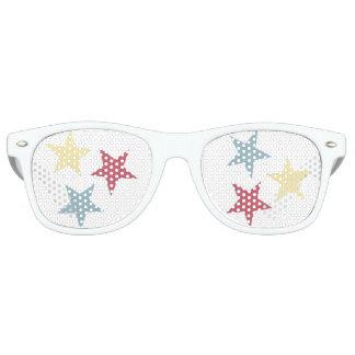 Stars in My Eyes Retro Sunglasses