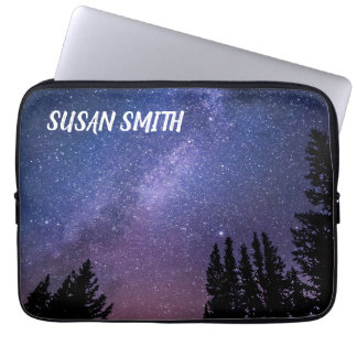 Stars in the Woods Laptop Sleeve