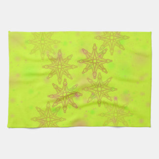 stars kitchen towel
