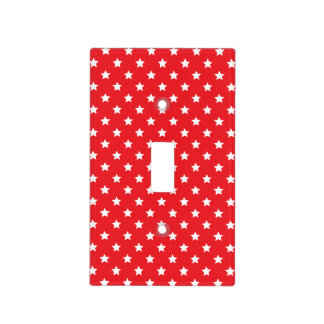 Stars Lightswitch Cover - SRF Switch Plate Covers