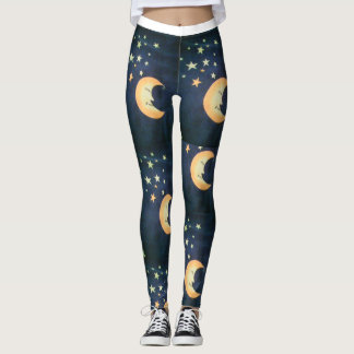 STARS MOON PAN TS LEGGINGS