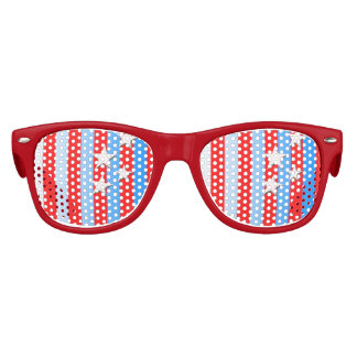 Stars 'n Stripes Party Shades