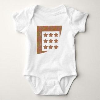 STARS Novino Signature style Pattern n Background Tee Shirts