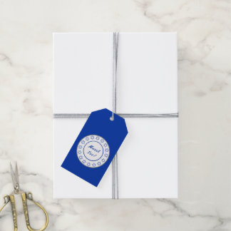 Stars of David Mazel Tov! Pack Of Gift Tags