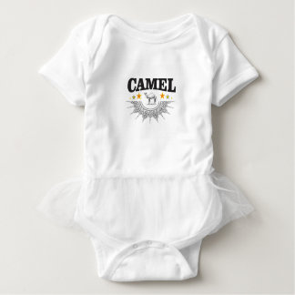 stars of the camel baby bodysuit