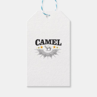stars of the camel gift tags