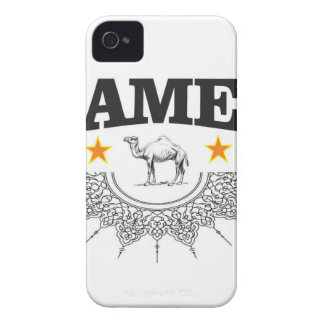 stars of the camel iPhone 4 cover
