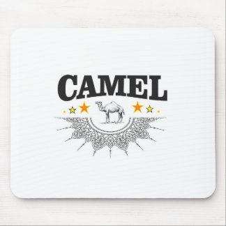 stars of the camel mouse pad