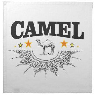 stars of the camel napkin