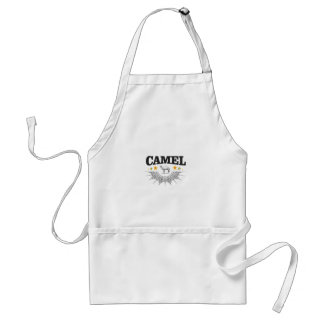 stars of the camel standard apron
