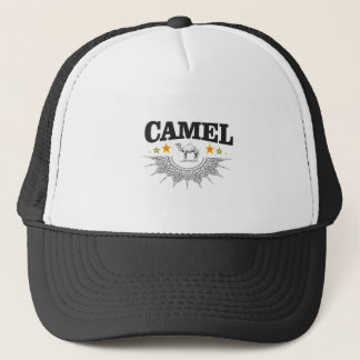stars of the camel trucker hat