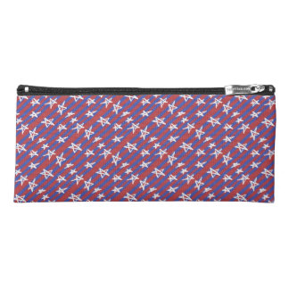 Stars on Stripes Pencil Case