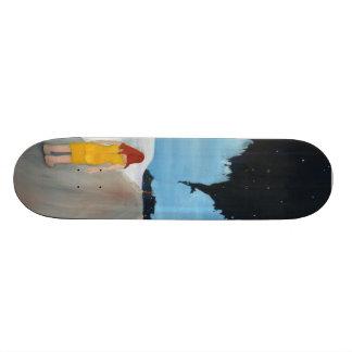 Stars or Snowflakes Skateboards