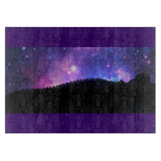 Stars over The Great Wall Cutting Boards