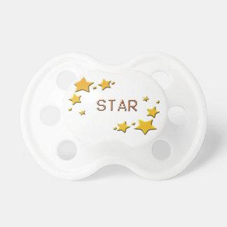 stars pacifier