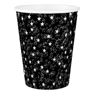 Stars Paper Cups