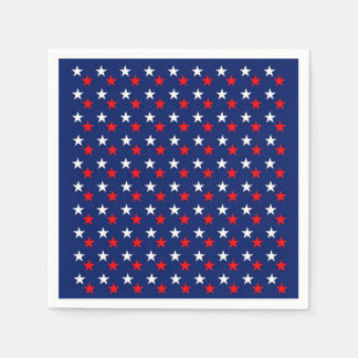 Stars Paper Napkin