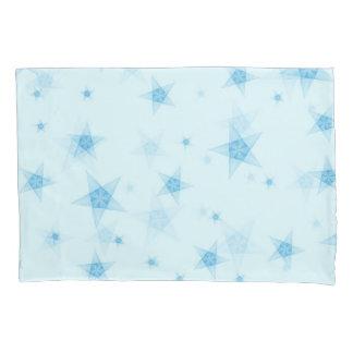Stars pattern pillowcase