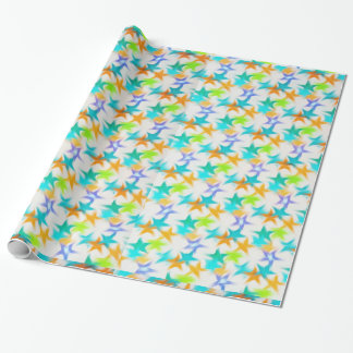 Stars Pattern Wrapping Paper- Gift wrapping Wrapping Paper