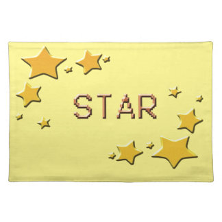 stars placemat