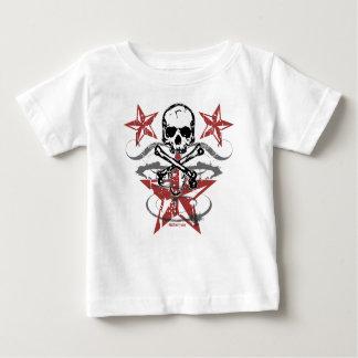 Stars & Skull K Baby T-Shirt
