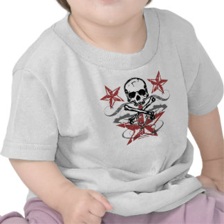 Stars & Skull K T-shirt