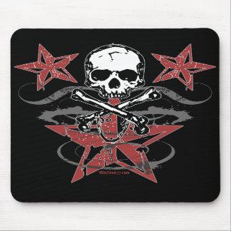 Stars & Skull Mousepad