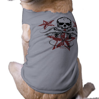 Stars & Skull Pet Clothing