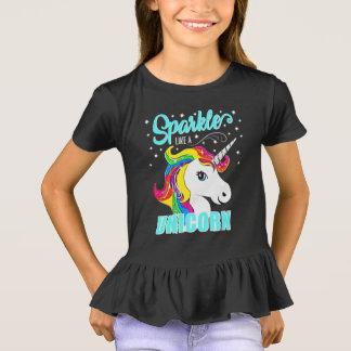 Stars Sparkle Like a Unicorn Rainbow T-Shirt