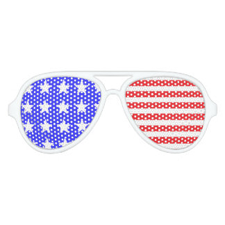 """Stars & Stripes"" Party Shades"