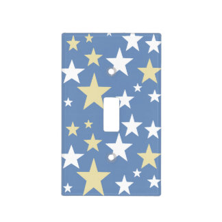 Stars Switch Plate Cover