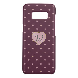 Stars Within Hearts on Port Case-Mate Phone Case