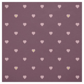 Stars Within Hearts on Port Fabric