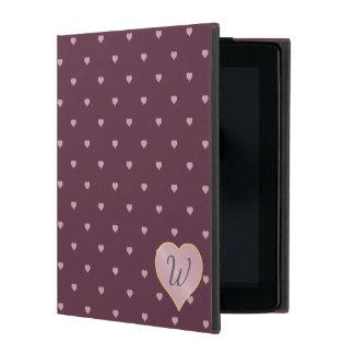 Stars Within Hearts on Port iPad Powis Case