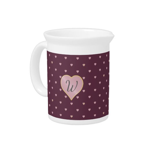 Stars Within Hearts on Port Pitcher